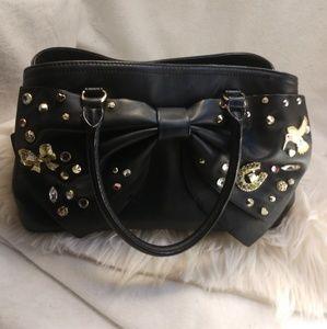 Authentic Betsey Johnson purse handbag